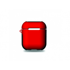 COTEetCI Airpods Armor Case Red-Black