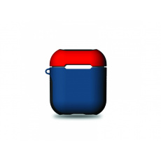 COTEetCI Airpods Armor Case Red-Blue