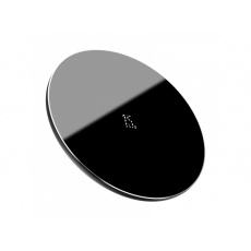 Baseus Simple Wireless Charger 15W (Updated Version for Type-C) Black