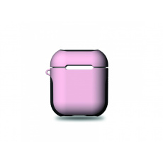 COTEetCI Airpods Armor Case Pink-Black