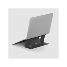 MOFT Adhesive Foldable Laptop Stand Grey