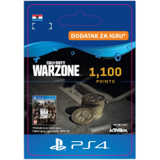ESD HR - 1,100 Call of Duty®: Warzone™ Points