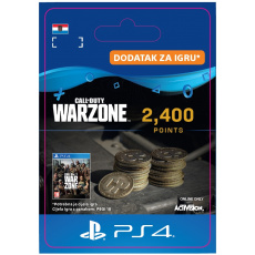 ESD HR - 2,400 Call of Duty®: Warzone™ Points