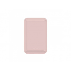 Wireless 5W Power Bank for iPhone with MagSafe Pink