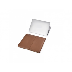 COTEetCI Macbook Multifunction Leather Liner Bag (13 inch) Brown