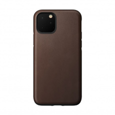 Nomad Rugged Leather case, brown - iPhone 11 Pro