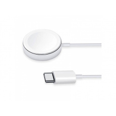 COTEetCI Steel Magnet Charger Type-C for Apple Watch 1m White