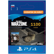 ESD SI - 1,100 Call of Duty®: Warzone™ Points