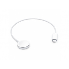 Apple Watch Magnetic Charger USB-C 0.3m White (Bulk)