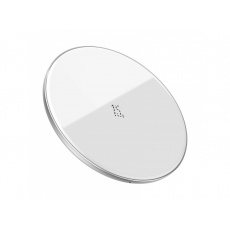 Baseus Simple Wireless Charger 15W (Updated Version for Type-C) White
