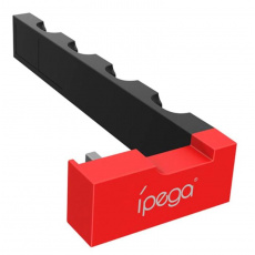 iPega 9186 Charger Dock pro N-Switch a Joy-con Black/Red