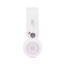 Decoded Silicone Loop, white - Apple Airtag