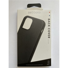 Decoded BackCover, black - iPhone 12 mini