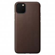 Nomad Rugged Leather case, brown-iPhone 11 Pro Max