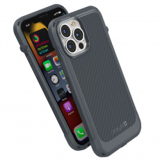 Catalyst Vibe case, gray - iPhone 13 Pro Max
