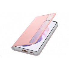 EF-ZG996CPE Samsung Clear View Cover pro Galaxy S21+ Pink