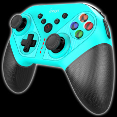 iPega SW038C Wireless GamePad pro N-Switch/PS3/Android/PC Cyan
