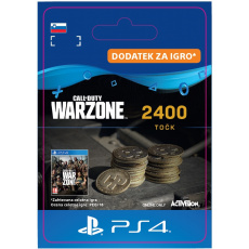 ESD SI - 2,400 Call of Duty®: Warzone™ Points