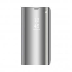 Cu-Be Clear View Samsung Galaxy S20 Ultra Silver
