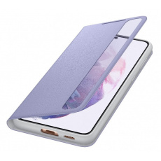 EF-ZG996CVE Samsung Clear View Cover pro Galaxy S21+ Violet